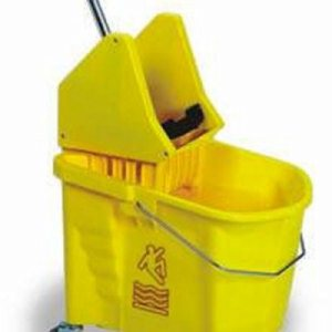 Mop Wringer Bucket Continental Splash Guard CON335-37YW