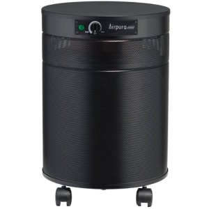 Airpura V600 HEPA VOCs and Chemicals Air Purifier, Black (V600-Black)