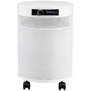 Airpura UV600 HEPA Germ Defense Air Purifier, White (UV600-White)