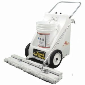 "Aztec Grand Finale Floor Finish Applicator with 36"" Head Assembly (AZ-050-1-36)"