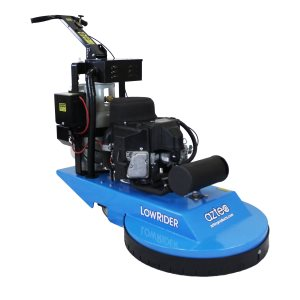 "Aztec Low Rider 24"" Dust Control Propane Buffer & Burnisher (AZ-070-24-LRDA)"