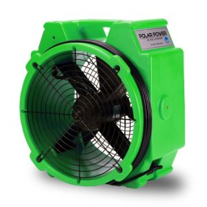 B-Air Polar Bear PB-25 Air Mover, Green (PB-25-GREEN)