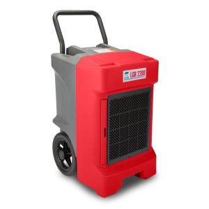 B-Air Vantage LGR 2200 Dehumidifier, Red (VG-LRG-2200-RED)