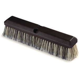 "Carlisle Vehicle Wash Brush 14"" - Gray (36123423)"