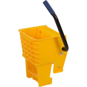 Carlisle Mop Bucket Side-Press Wringer 26/35 Quart, Yellow, Each (36908W04)