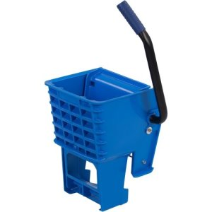 Carlisle Mop Bucket Side-Press Wringer 26/35 Quart, Blue, 1 Each (36908W14)