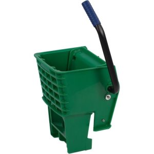 Carlisle Mop Bucket Side-Press Wringer 26/35 Quart, Green, Each (36908W09)