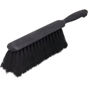 "Carlisle Counter Brush With Tampico Bristles 8"" - Black (3625903)"