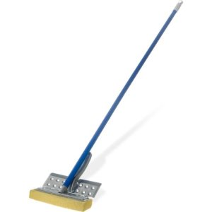 "Carlisle Ty-Dee Sponge Mop With Built-in Wringer 9"" x 2.75"" (3699000)"