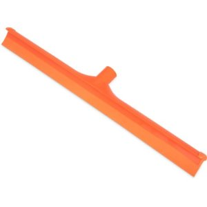 "Carlisle Sparta Single Blade Squeegee 24"" - Orange (3656824)"