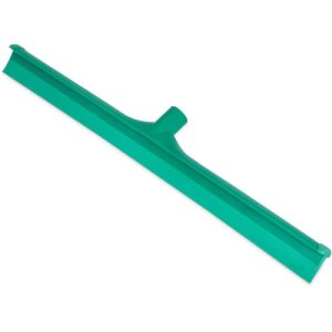 "Carlisle Sparta Single Blade Squeegee 24"" - Green (3656809)"