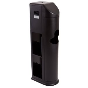 The Cleaning Station, All-In-One Sanitizing System, Black (CH-10020)