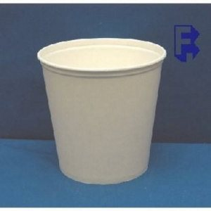 Solo Cup 165 Oz. Untreated Paper Bucket, 100 Buckets (FOR-0266)