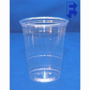 Solo 16 Oz. Ultraclear Cup - Clear Cup (20/50), 1000/Case (FOR-0563)