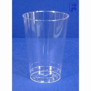 WNA, Inc. 12 Oz. Tumbler - Clear Rigid Plastic (20/25), 500/Case (FOR-0644)