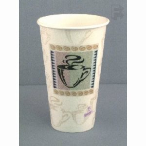 G.P. Dixie Perfectouch Hot Cup, 1,000 Cups (FOR-0776)