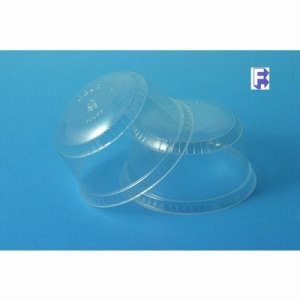 Solo Cup Flat Dome Lid, 1,000 Lids (FOR-0853)