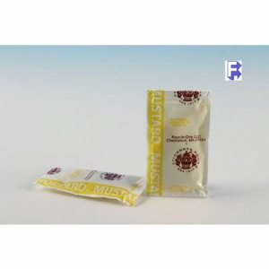 Four-In-One Mustard 200 5.5 Gm Packets - Packets, 200/Case (FOR-1009)