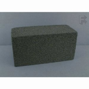 "Cellucap 3.5"" X 4"" X 8"" Griddle Bricks - Anco Type (12/1), 12/Case (FOR-1142)"