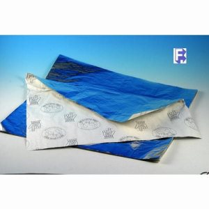 Pactiv Cushion Fold Foil/Paper Sandwich Wrap, 1000 Wraps (FOR-1450)