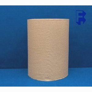Tork 350 ft Brown Hard Roll Paper Towels, 12 Rolls (FOR-5690)