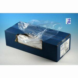 "Berry Plastics 6"" X 3"" X 12"" Poly Bag - Clear - .60 Mil, 1000/Case (FOR-1667)"