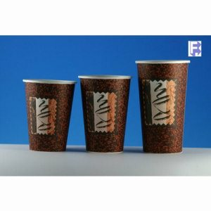 G.P. Dixie 16 Oz. Java Paper Hot Cup - 1,000 Cups (FOR-2130)