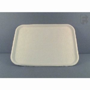 Huhtamaki Chinet Serving Food Trays - White, 200 Food Serving Trays (FOR-2247)