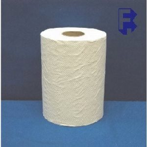 "Tork Advanced Hardwound Roll Towel White - 7.8"" X 600' (12/1), 12/Case (FOR-4752)"