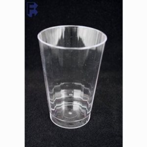 WNA, Inc. 12 Oz. Tall Fluted Tumbler - Crystal, 240/Case (FOR-3883)