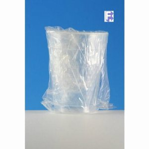 Solo 10 Oz. Wrapped Clear Diamond Tumbler - Translucent 10 Oz. Cup Wrapped (20/25), 500/Case (FOR-4405)