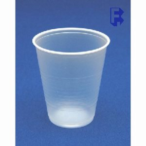 Fabri-Kal 12 Oz. Translucent Cups - Polystyrene, 1,000 Cups (FOR-5146)