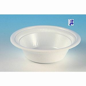 Solo 3.5 Oz. Bowls - White, Laminated, Foam, 1,000 Bowls (FOR-5788)