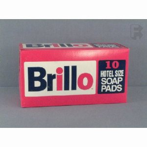 Cellucap Hotel Size Brillo Soap Pads - Brillo Brand Steel Wool Soap Pads (12/10), 120/Case (FOR-6029)