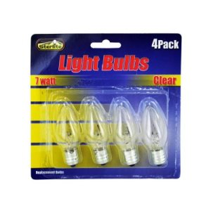Sterlite 7 Watt Light Bulbs, 24/Pack (KOLE-MO016)