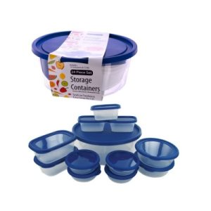 Bulk Buys Food Storage Containers, 1/Pack (KOLE-OC159)