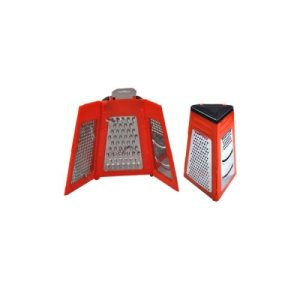 Bulk Buys Multi-sided grater and slicer, 4/Pack (KOLE-UU049)