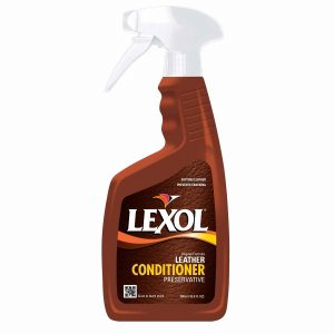 Lexol Leather Conditioner 16.9-oz. Spray Bottle, 6/Case (LEXOL-1015)