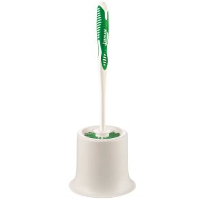 Libman Commercial Round Bowl Brush & Open Caddy Set, 4 Sets (LIB-00034)
