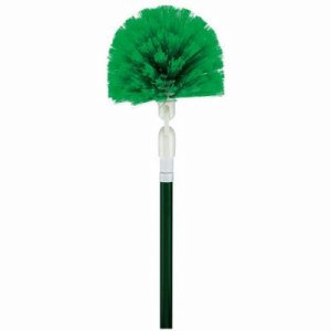 "Libman Swivel Duster, 3/4"" Steel Handle, 4 Dusters (LIB-00118)"