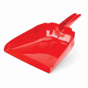 "Libman 13"" Dust Pan - Red (LIB-00911)"