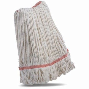 Libman Large Looped-End Cotton Wet Mop Head, 6 Wet Mop Heads (LIB-00972)