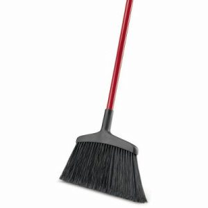 "Libman Wide Commercial Angle Broom, 15"" x 55"", 6 Brooms (LIB-00997)"