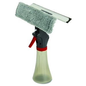 Libman 3-1 Window Squeegee, Microfiber Colth, 4 Squeegees (LIB-01067)