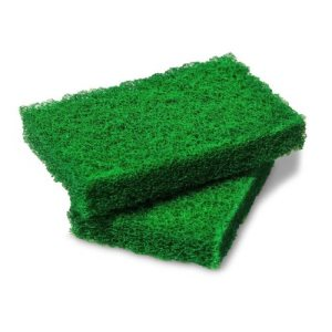 Libman Commercial Tile & Tub Replacement Scrub Pads, 12 Pads (LIB-01151)