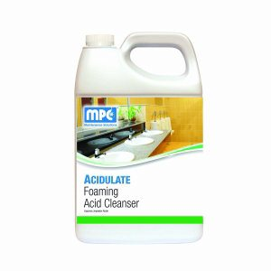 ACIDULATE Foaming Acid Cleaner, 1 Gallon Bottle (ACI-01MN)