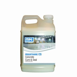 AQUATHANE CS Concrete Cure Sealer, 2.5 Gallon Bottles, 2 per case (AQU-25MN)