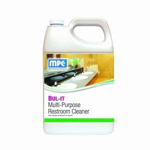 Misco Bul-It Multi-Purpose Restroom Cleaner, 2.5 Gallon Bottles, 2 per case (BUL-25MN)