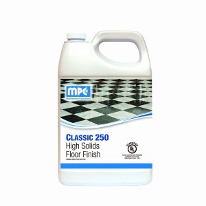 Classic 250 High Solids Floor Finish, 1 Gallon (C25-01MN)