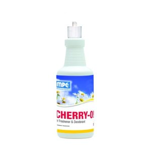 CHERRY ODORS AWAY Air Freshener, 12 - 32oz Bottles (CHE-12MN)